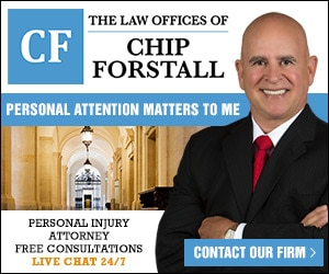 the law offices of chip forstall contact banner